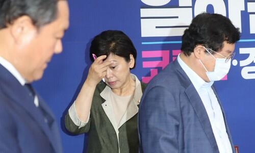 """박원순 피해자 """"남인순 의원, '그날의 잘못' 사과하고 사퇴해야"""""""