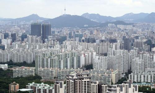 압구정 아파트 평균 거래가 30억…용산 등 7곳은 20억 초과