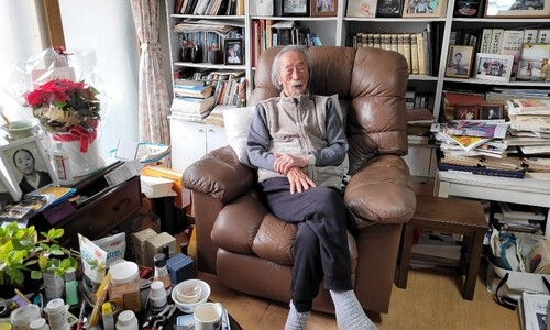 100살 신학자 유동식의 '풍류도'
