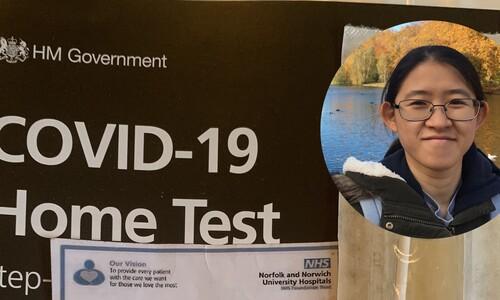 나는 기꺼이 백신 '시험체'가 되었습니다…생물학 박사 참가기
