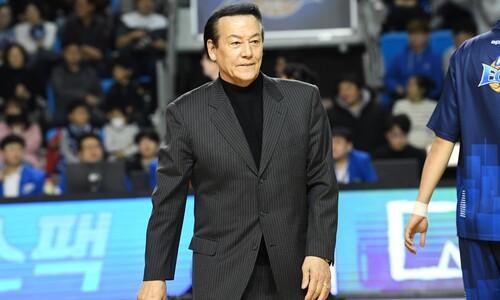 """""""김동광, 다문화 스포츠 한 기원"""""""