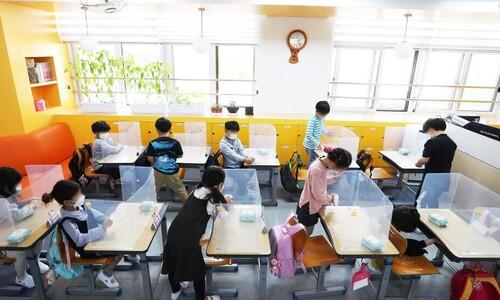 """정은경, 논문서 '등교 수업' 권장…""""학교 감염 극히 적어"""""""