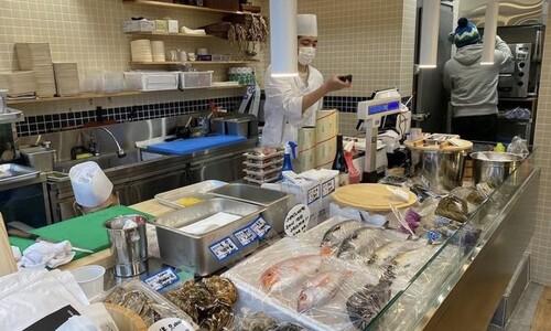 동네 생선가게의 맛있는 변신