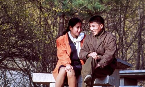 북한 사람 미소, 본 적 있나요?