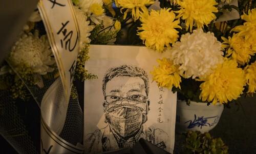 우한 1년, '영웅' 리원량의 SNS에 모여드는 중국 사람들