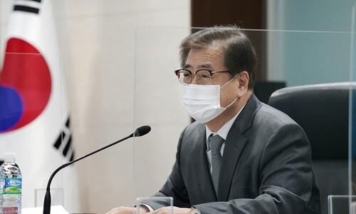 """서훈-설리번 '첫 통화 """"한미 동맹 굳건…두 정상 소통 곧 시작"""""""