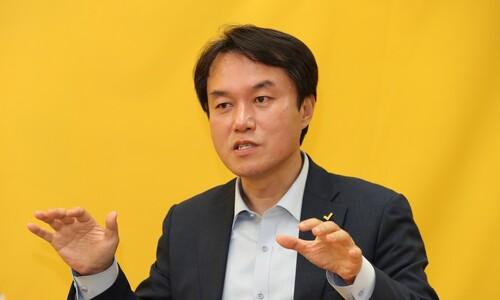 김종철 정의당 대표, 성추행으로 직위해제