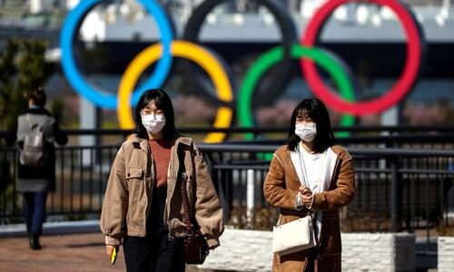 """일본 국민 86% """"도쿄 올림픽, 다시 연기하거나 중단해야"""""""
