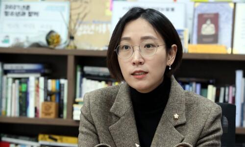 """[전문] 장혜영 """"왜 그럴듯한 남성조차 여성 존중에 실패하는가"""""""