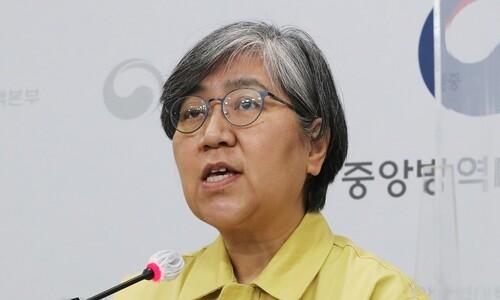 """'등교수업 확대' 논란에 정은경 """"3차유행 전 작성된 논문"""" 해명"""