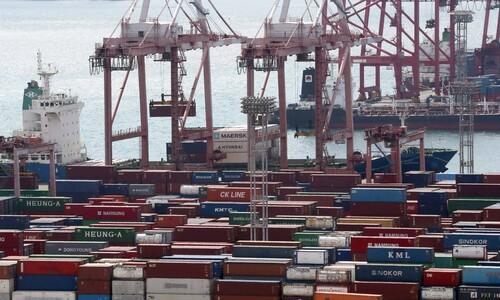 한국경제 22년만에 역성장…지난해 실질 GDP 1% 감소