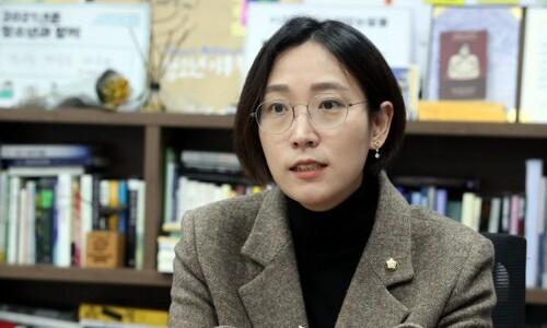 """장혜영 """"피해자 의사 무시한 성추행 형사고발 아주 큰 유감 """""""