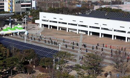 '방역 사각지대' 광주 TCS 국제학교 확진자 109명으로 늘어