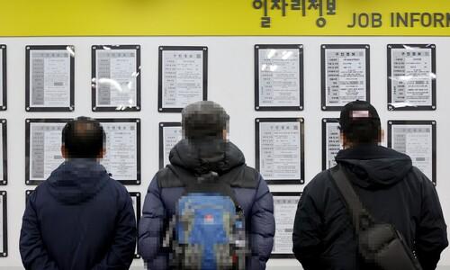 코로나19 3차 유행에 사업체 종사자 수 33만여명 줄었다