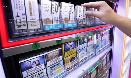 """'담뱃값 8천원' 여론 술렁…정 총리 """"인상 고려한 적 없다"""""""