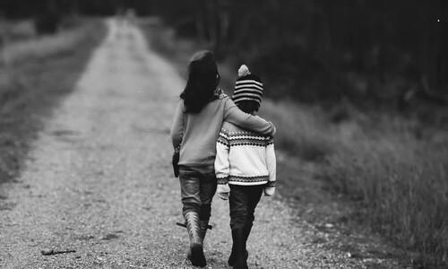 진정한 우정을 나눌 수 있는 친구 한명이면 족해요
