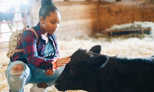 '제2의 툰베리' 흑인 청소년 동물권 활동가 제네시스 버틀러
