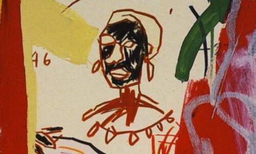 그림 속 '소품'이던 흑인…바스키아의 손길로 주인공 되다