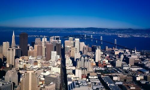 16억톤의 샌프란시스코 빌딩…도시 무게가 지반을 위협한다