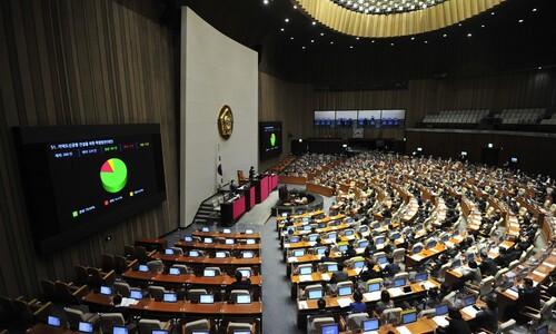 '가덕도신공항 특별법' 국회 본회의 통과… 181명 찬성