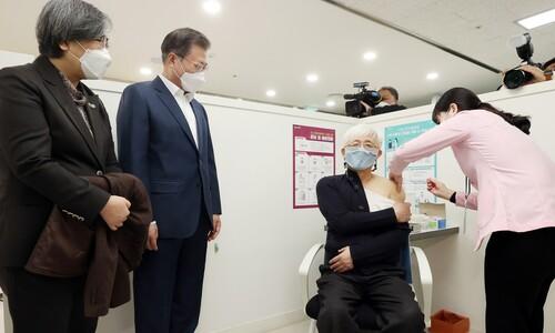 백신은 문 대통령의 '레임덕'을 예방할 수 있을까?