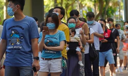 홍콩 범야권 구심점 '민주동력' 자진 해산…경찰 출두 앞두고