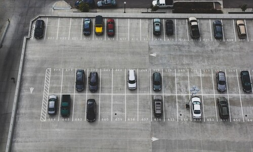 [단독] 내 주차 위치, 제3자도 알았다…아이파킹 앱의 '배신'