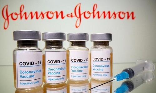 미, '한 번 맞는' 얀센 백신 접종 곧 시작