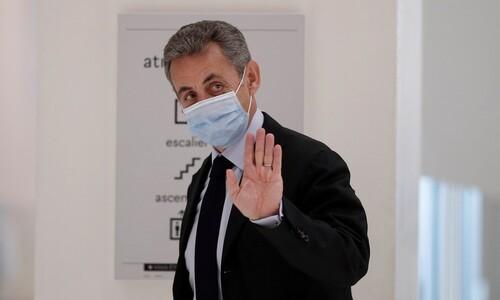 프랑스 법원, '판사 매수' 사르코지에 '역사적 징역형' 선고