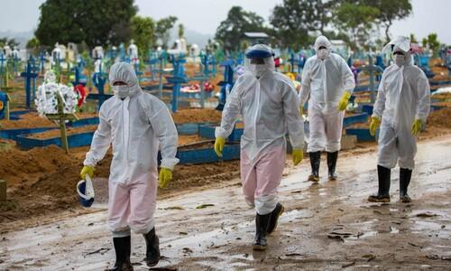 브라질 코로나19 변이, 기존 감염자도 또 감염시킬 위험 높아