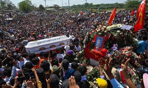 아세안, 미얀마 군부에 아웅산 수치 석방 촉구