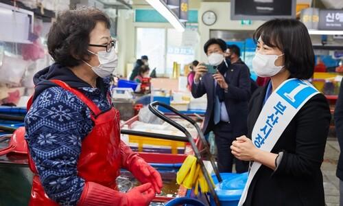 '노사모 원년 멤버' 박인영은 첫 여성 부산시장이 될 수 있을까?