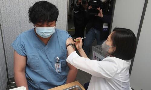 경기도서 백신 접종 뒤 2명 중증이상 증세 보여…현재는 호전