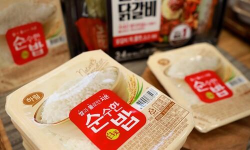 하림, 즉석밥 시장 진출