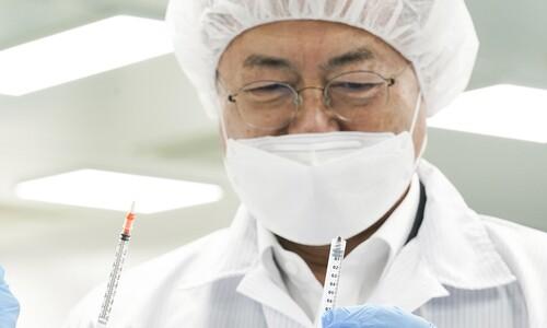 문 대통령, 'G7 정상회의' 맞춰 4월초 아스트라 백신 맞는다