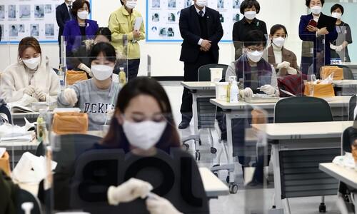 [속보] 코로나19 신규 확진자 398명…백신 접종 6만7153명