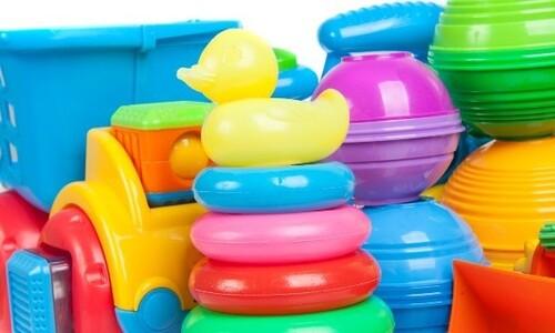 어린이 '플라스틱 장난감'에 잠재적 유해물질 100여가지 있다