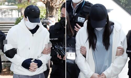'인천 8살 딸 학대치사' 혐의 20대 의붓아버지·친모 구속