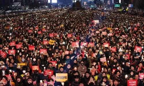촛불, '혁명적'이나 '혁명'이라 부르기엔 변한 게 없다