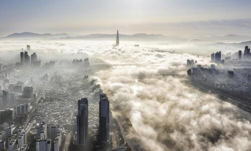 한파, 안개, 구름, 홍수…기상기후 사진 대상을 뽑아주세요