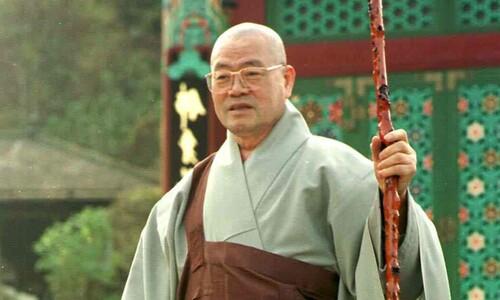 쌍계사 중창주 고산 스님 열반