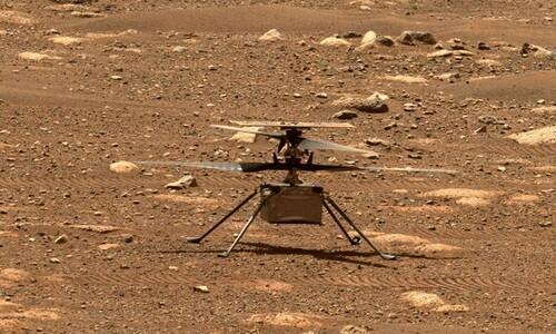 화성 헬리콥터 첫 비행 D-2…왜 정오에 띄울까?