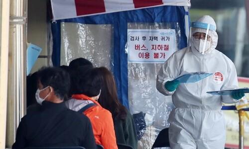 주말에도 600명대 신규 확진자…전국 곳곳서 소규모 집단감염