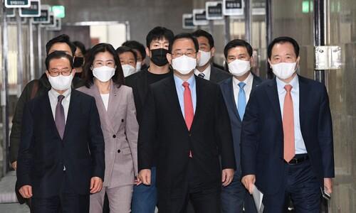 국민의힘-국민의당 '밀당' 속 '내분'…야권재편론 첫발부터 난항
