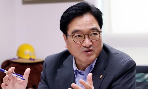 """우원식 """"민생개혁 과제 정하고 1년 동안 죽기 살기로 실천"""""""