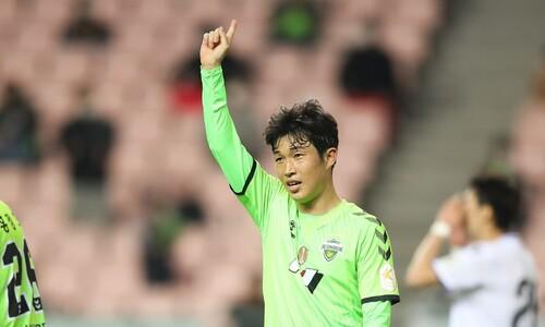 이승기, K리그1 9라운드 MVP