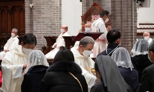 코로나 여파…천주교 신자수 증가폭 70년 만에 최저