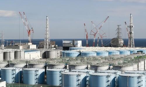 끝내 바다에…일 '방사능 오염수' 30년간 쏟아붓는다