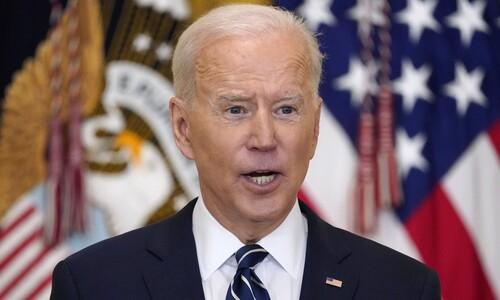 """""""바이든, '테러 20주년' 9월11일까지 아프간서 미군 철수"""""""