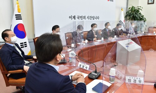"""권영세, 김종인 겨냥 """"마시던 물에 침 뱉나"""""""